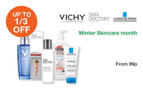 Winter Skincare month