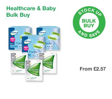 Healthcare & Baby Bulk Buy