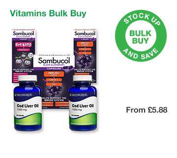 Vitamins Bulk Buy