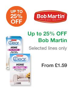 Up to 25% OFF Bob Martin