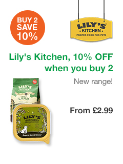 Lily's Kitchen, 10% OFF when you buy 2