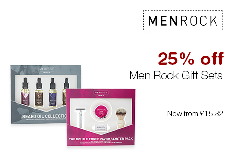 20% off Men Rock Gift Sets
