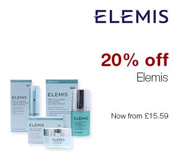 20% off Elemis