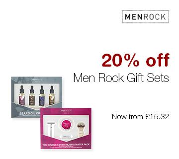 20% off Men Rock Gift Sets