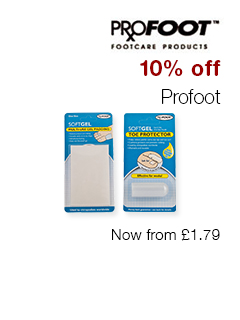 10% off Profoot