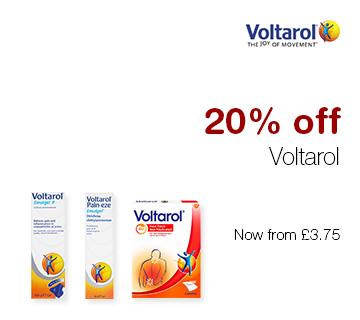 20% off Voltarol