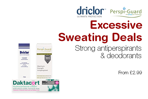Excessive Sweating Deals