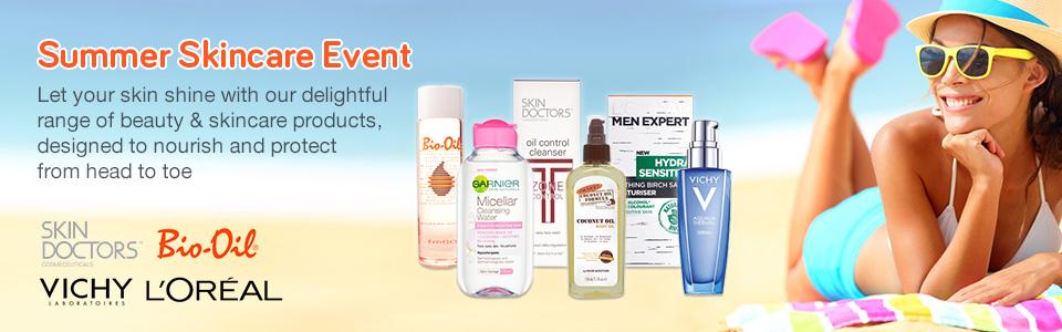 Summer Skincare Event