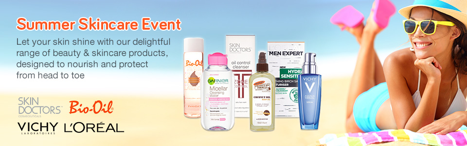 Summer Skincare Event