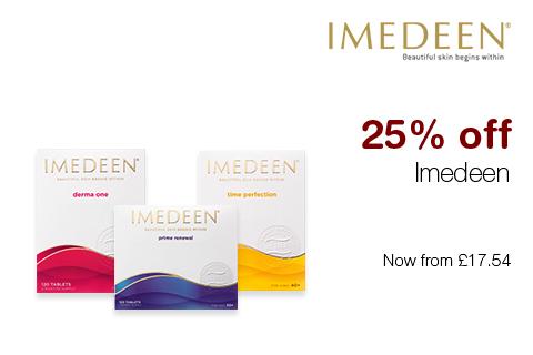 25% off Imedeen