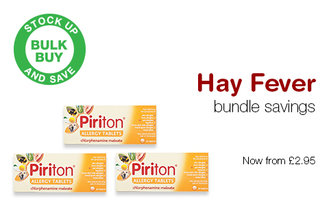 Hay Fever bundle savings