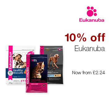 10% off Eukanuba