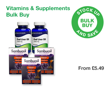 Vitamins & Supplements Bulk Buy