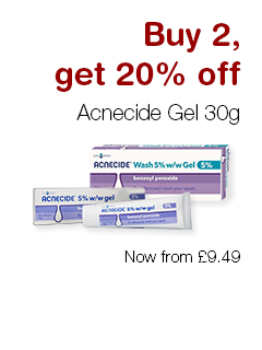 Buy 2, get 20% off Acnecide Gel 30g