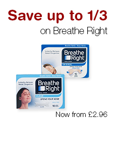 Save up to 1/3 on Breathe Right