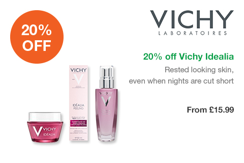 20% off Vichy Idealia
