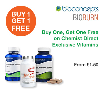 Chemist Direct Exclusive Vitamins