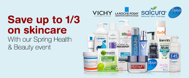 Skin Care Products | Best Skincare Range | Chemist Direct