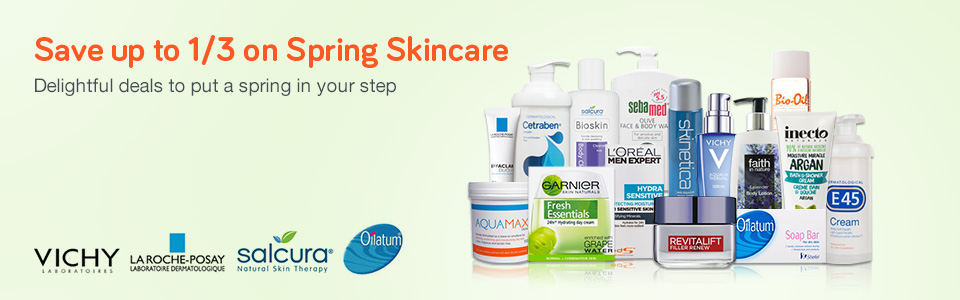 1/3 Off Skincare