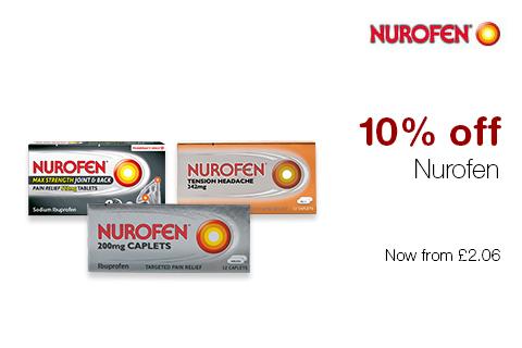 10% off Nurofen
