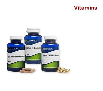 Own Label Vitamins