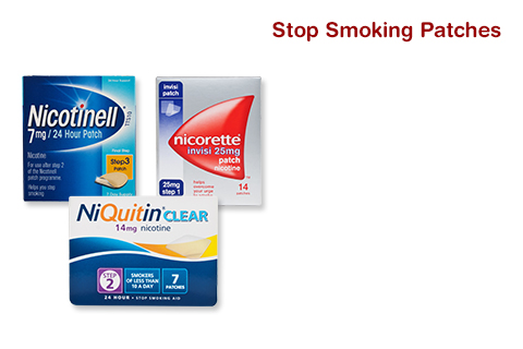 Stop Smoking Patches
