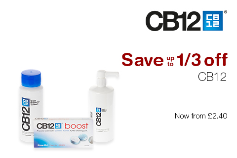 Save up to 1/3 off  CB12