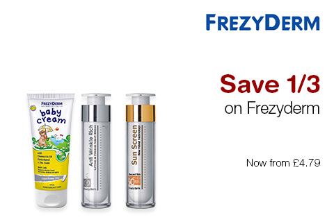 Save 1/3 on Frezyderm