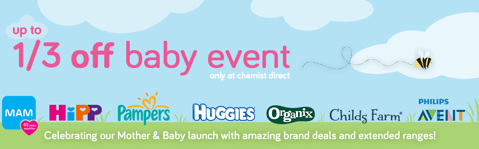 1/3 Off Baby Event