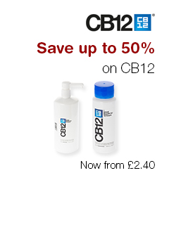 Save up to 50% on CB12