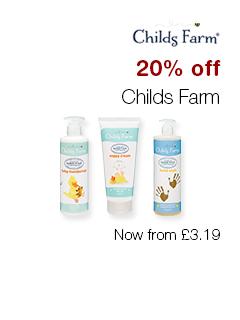 20% off Childs Farm