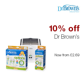 10% off Dr Brown's