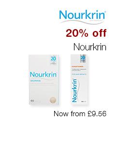 20% off Nourkrin