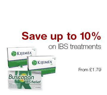 Save up to 10% on IBS treatments