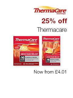 25% off Thermacare