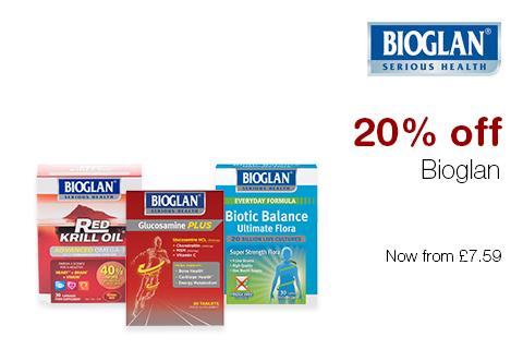 20% off Bioglan