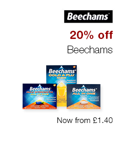 20% off Beechams