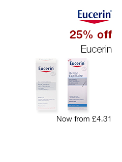 25% off Eucerin