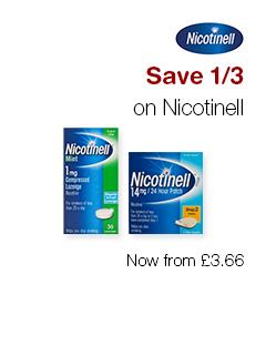 Save 1/3 on Nicotinell