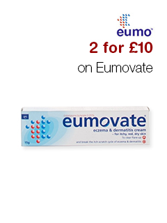 2 for £10 on Eumovate