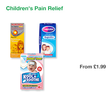 Childrens Pain Relief