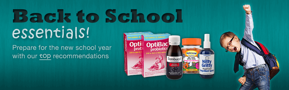 Back to School from £1