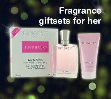 Fragrance gift sets for her