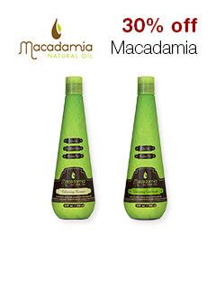 30% off Macadamia
