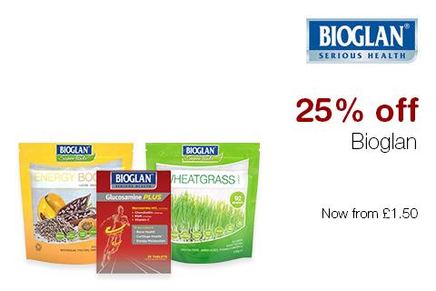 25% off Bioglan