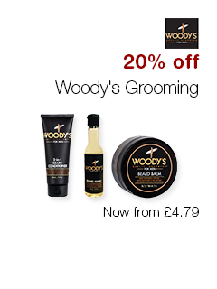 20% off Woody's Grooming