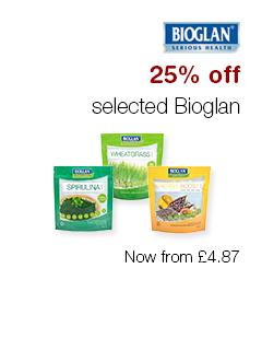 25% off selected Bioglan
