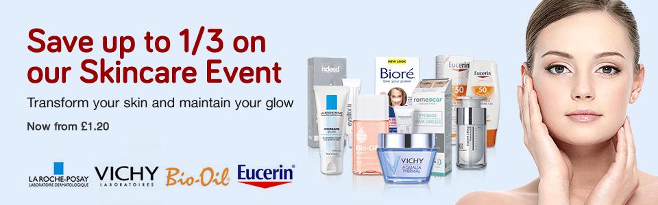 1/3 Off Skincare Event