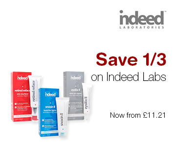 25% off Indeed Labs