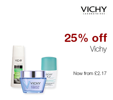 25% off Vichy